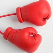 Перчатки Боксерские, сувенир, логотип,  подарок мужчине,23 февраля