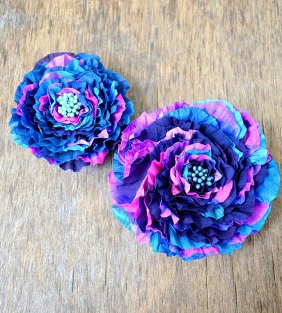 Брошь цветок и заколка Роза цветок крупная брошь заколка цветок ручной работы на заказ