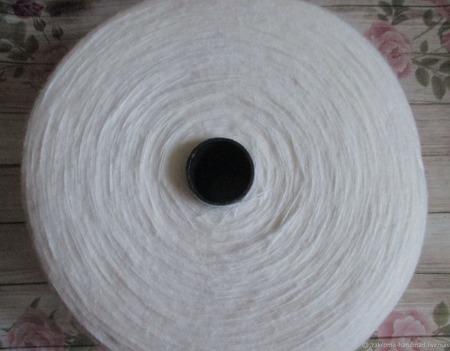 Пряжа Акрил на бобинах ручной работы на заказ