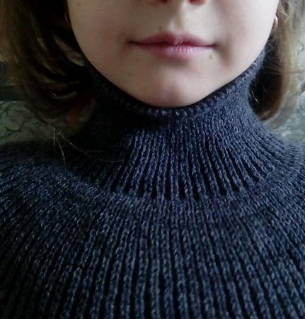 Манишка детская ручной работы на заказ