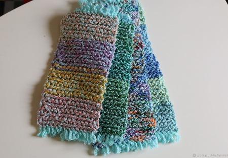 Вязаный коврик для кукольного дома в ассортименте ручной работы на заказ