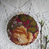 фото: Для дома и интерьера (павлопосадский платок)