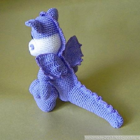 Игрушка Дракончик ручной работы на заказ