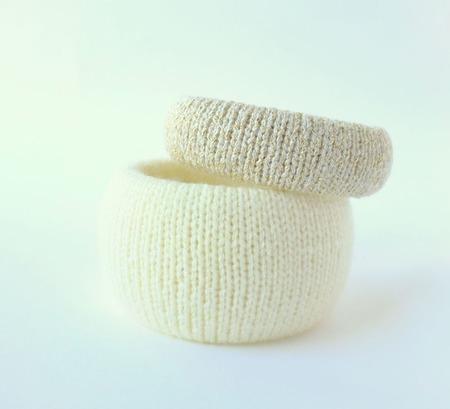 """Женские браслеты """"Молоко и мёд"""" стильные ручной работы на заказ"""