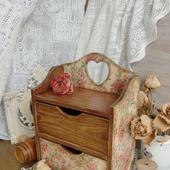 фото: Для дома и интерьера (бежевый комод деревянный)