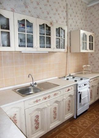 Кухня в стиле Шебби-шик ручной работы на заказ