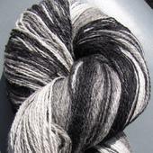 Кауни 6 Black- White