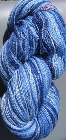 Кауни 7 Blue ручной работы на заказ