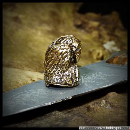 """Бусина """"Кольцо Одина"""" для темляков или браслетов ручной работы на заказ"""