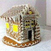 Пряничный домик Расписной
