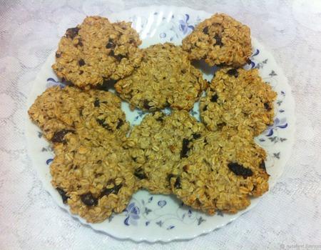 Печенье Овсяное домашнее Фитнес рецепт ручной работы на заказ