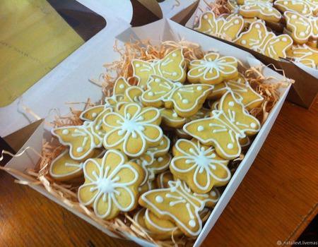 Печенье песочное Рассыпчатое ручной работы на заказ