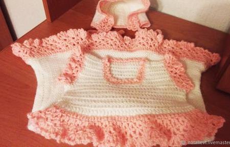 """Платье """"Маленькая принцесса"""" ручной работы на заказ"""