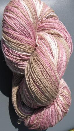 Кауни 24 Pink-Beige ручной работы на заказ