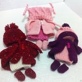 Комплекты одежды для игрушек и кукол