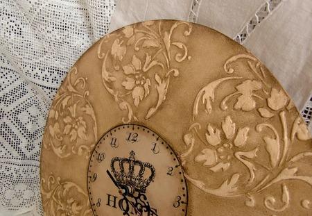 """Часы настенные """"Vintag"""" ручной работы на заказ"""
