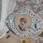 фото: Для дома и интерьера (дети винтаж вешалка)