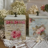 фото: Для дома и интерьера (винтажная коробочка)