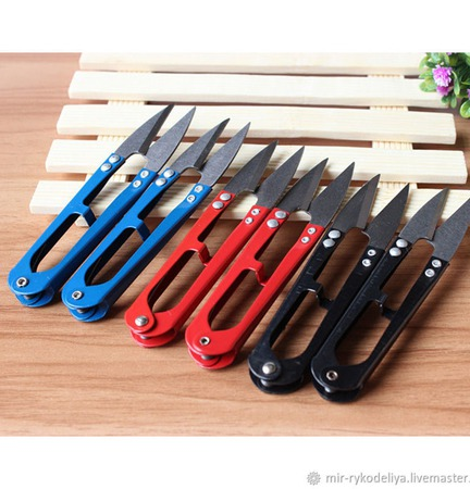 Ножницы для рукоделия ручной работы на заказ