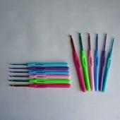 Крючки для вязания (2,5-5,0 мм)