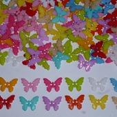 Пуговицы бабочки