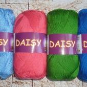 Пряжа Vita Daisy