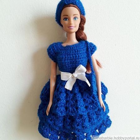 Праздничный комплект для Барби ручной работы на заказ