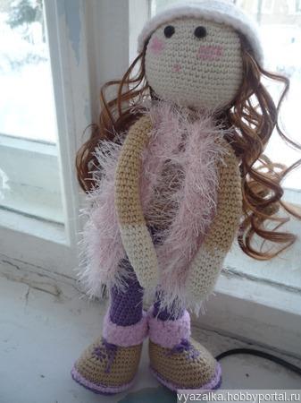 Кукла Тая ручной работы на заказ