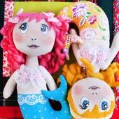 фото: Коллекционные куклы — куклы и игрушки (розовый)