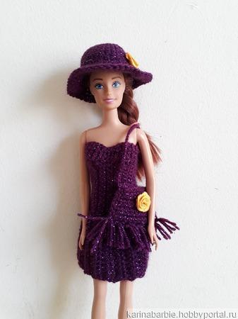 Современное платье с бахромой ручной работы на заказ
