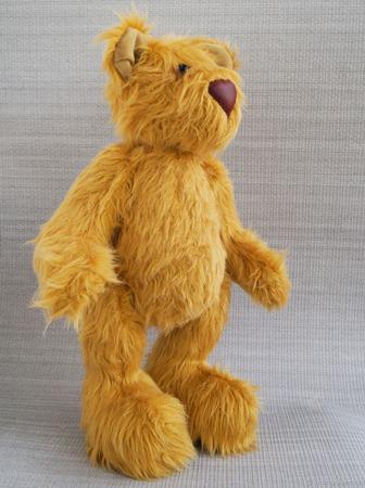 Собака тедди или мишка тедди 38 см! В подарок Декоративная подушка! ручной работы на заказ