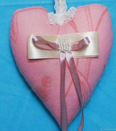 """Интерьерная подвеска """"Сердечко, слон,воздушный шар"""". На день Валентина ручной работы на заказ"""