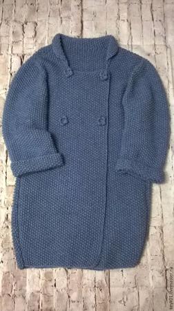 Пальто ручной работы на заказ