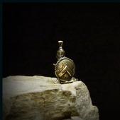 """Бусина """"Спартанец"""" для темляков или браслетов"""