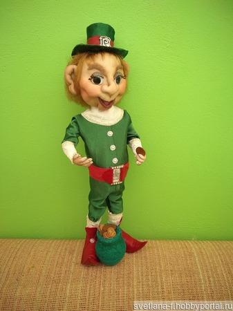 Кукла Липрикон ручной работы на заказ