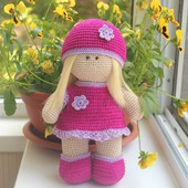 Кукла Алиса-ягодка