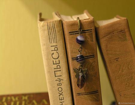 Волшебная - закладка для книг ручной работы на заказ