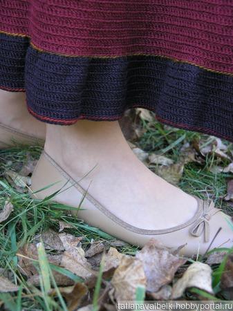"""Вязаная юбка длинная теплая """"Барыня-Боярыня"""" годе ручной работы на заказ"""