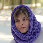 фото: Аксессуары (двусторонний шарф)