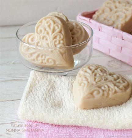Натуральное хозяйственное мыло ручной работы на заказ