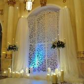 Свадебная ширма (аренда)