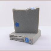Лунная тубероза. Натуральное мыло с солью Мёртвого моря (25%) и голубой кембрийской глиной