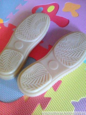 Подошва для обуви ручной работы на заказ