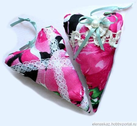 Набор подвесок в форме сердца ручной работы на заказ