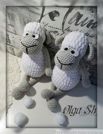 Милые овечки ручной работы на заказ