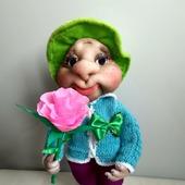 Кукла сувинирная