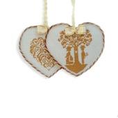 Сердечко-валентинка Первая любовь,подарок влюбленным, 14 февраля