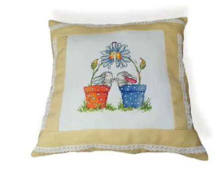 Подушка детская ручной работы на заказ