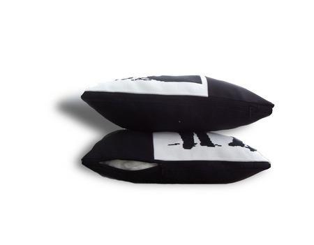 Подарок мужчине .Комплект подушек Легенды ручной работы на заказ