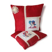 фото: Для дома и интерьера (декоративный подушка)